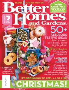 Better Homes and Gardens Australia – December 2019