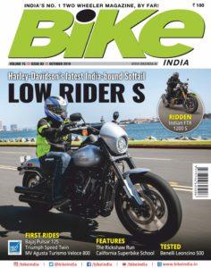 Bike India – October 2019