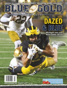 Blue and Gold Illustrated – November 2, 2019