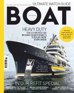 Boat International – November 2019