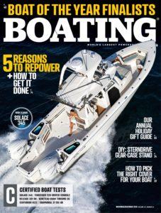 Boating – November-December 2019