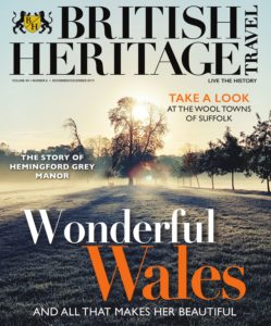 British Heritage Travel – November-December 2019