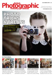 British Photographic Industry News – October 2019