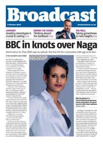 Broadcast Magazine – 04 October 2019