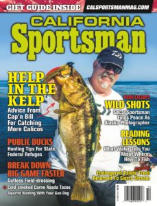 California Sportsman – October 2019
