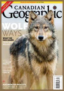 Canadian Geographic – November-December 2019