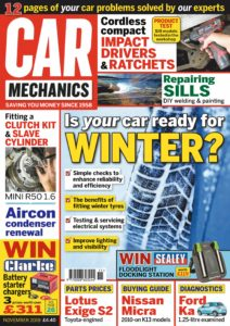 Car Mechanics – November 2019