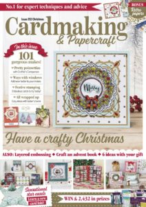 Cardmaking & Papercraft – Chrismas 2019