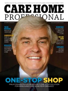 Care Home Professional – October 2019