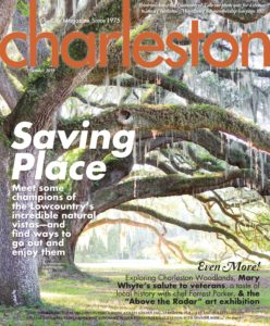 Charleston Magazine – October 2019