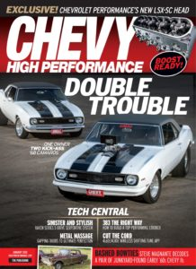 Chevy High Performance – January 2020
