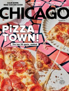 Chicago Magazine – November 2019