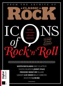 Classic Rock Icons of Rock 'n' Roll – October 2019