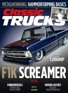 Classic Trucks – January 2020