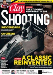 Clay Shooting – November 2019