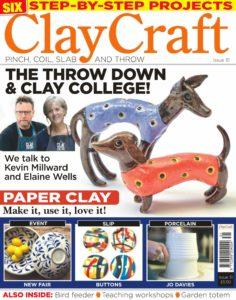 Claycraft – Issue 31, 2019