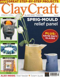 Claycraft – Issue 32, 2019