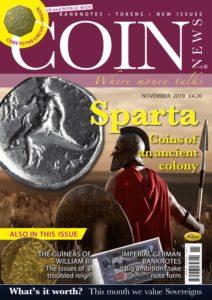Coin News – November 2019