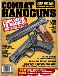 Combat Handguns – January 2020