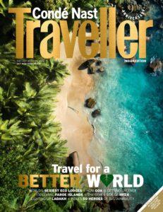 Conde Nast Traveller India – October-November 2019