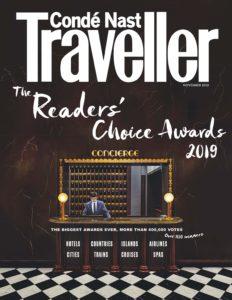 Conde Nast Traveller UK – November 2019