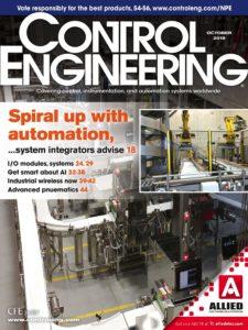 Control Engineering – October 2019