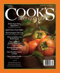 Cook's Illustrated – November-December 2019