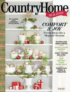Country Home – October 2019