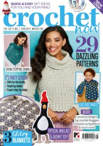 Crochet Now – October 2019