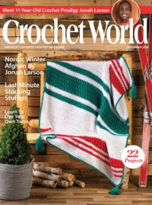 Crochet World – December 2019