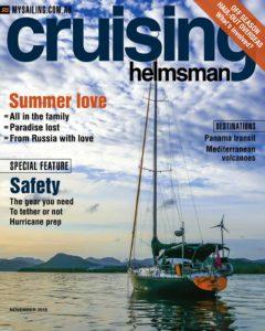 Cruising Helmsman – November 2019