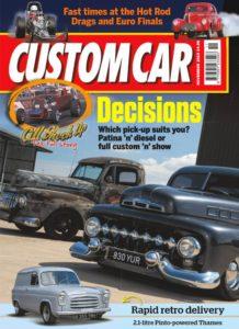 Custom Car – November 2019
