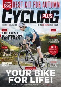 Cycling Plus UK – November 2019