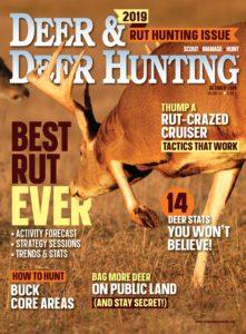 Deer & Deer Hunting – October 2019