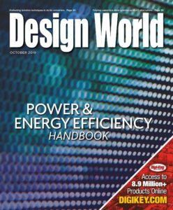 Design World – Power & Energy Efficiency Handbook October 2019