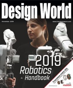 Design World – Robotics Handbook November 2019