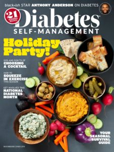 Diabetes Self-Management – November-December 2019