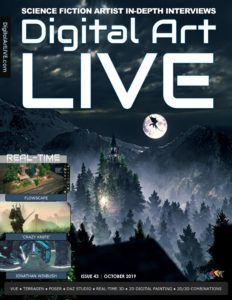 Digital Art Live – October 2019