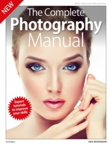 Digital Photography Complete Manual – 3d Editon 2019