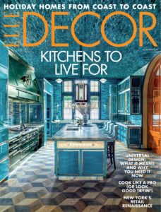 Elle Decor USA – November 2019