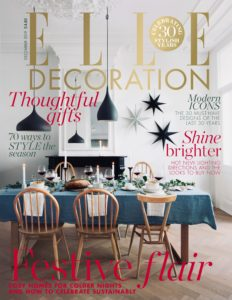 Elle Decoration UK – December 2019