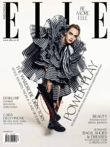 Elle Indonesia – October 2019