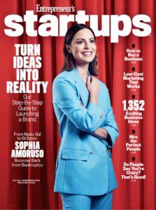 Entrepreneur's Startups – Fall 2019