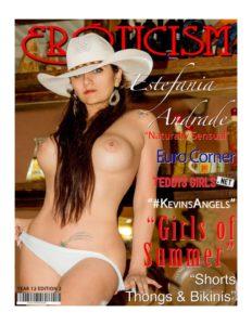 Eroticism Magazine – Summer 2019