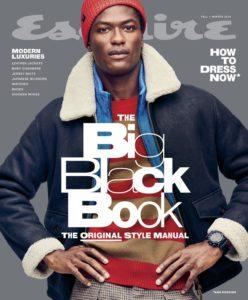 Esquire USA The Big Black Book – Fall + Winter 2019