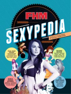 FHM Sexypedia (2014)