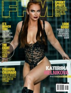 FHM South Africa – Octobre 2019