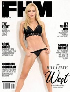 FHM Sweden – October 2019