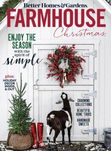 Farmhouse Christmas – October 2019