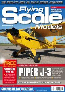 Flying Scale Models – November 2019